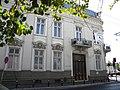Bucuresti, Romania, Casa DR. Tomescu nr. 17 pe Str. Gh. Manu colt cu Calea Victiriei, sect. 1.JPG