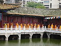 Buddhist Monks Kunming Yuantong Temple.jpeg