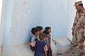 Building lasting ties, IA, USD-C Soldiers distribute medicine, school supplies to local residents at North Halabsah School DVIDS335749.jpg