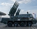 Buk SAM launcher (Belarusian upgrade) - 2.jpg