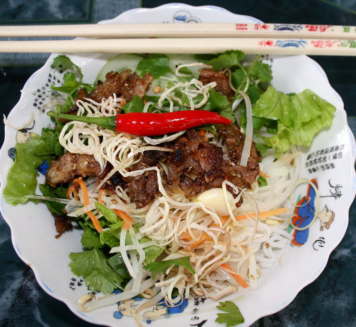 recipe: bun thit nuong recipe [18]