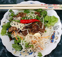 List of Vietnamese dishes
