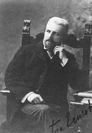 Ernst von Ihne - Ernst von Ihne, 1900