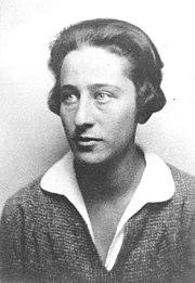 Bundesarchiv Bild 183-P0220-303, Olga Benario-Prestes
