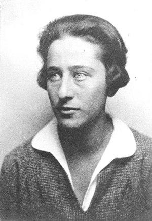 Bernburg Euthanasia Centre - Olga Benário in 1928