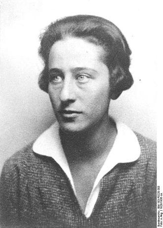 Olga Benário Prestes - Olga Benário in 1928