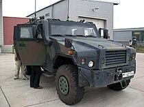 Bundeswehr mowag eagle IV front.JPG