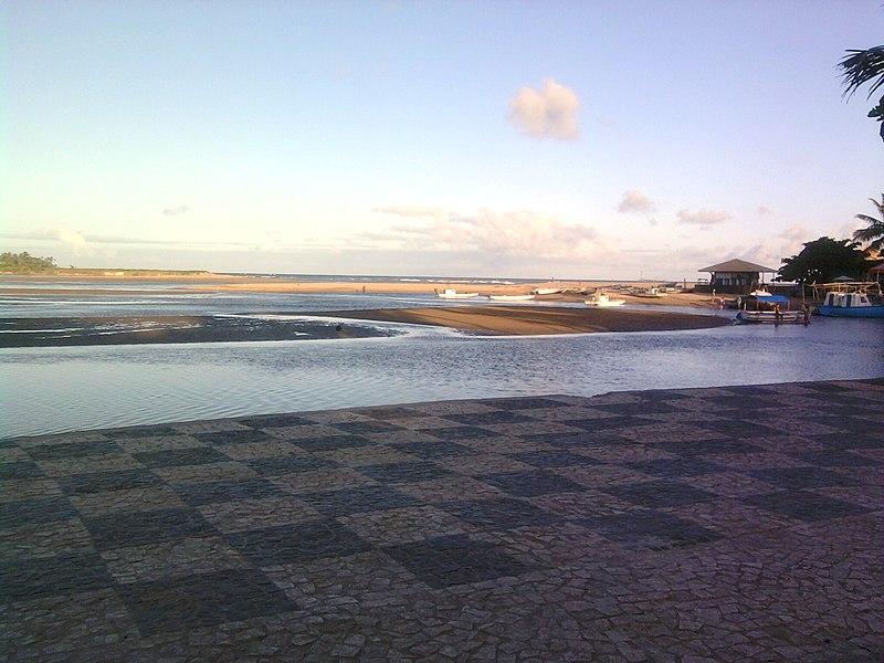Praia de Buraquinho