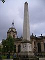 Burnaby Obelisk - grounds of St Philip's Cathedral, Birmingham.jpg