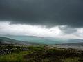 Burren, rain coming 33 (3586622614).jpg