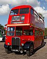Bus RT3871 Epping-Ongar-Railway North Weald Station Essex England.jpg