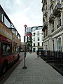 Bus stop in Lower Grosvenor Place - geograph.org.uk - 2193721.jpg