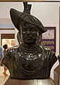 Bust of Admiral Kanhoji Angre at Visakha Museum.jpg