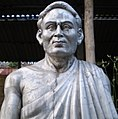 Bust of Ramnarayan Tarkaratna at Harinavi (cropped).jpg