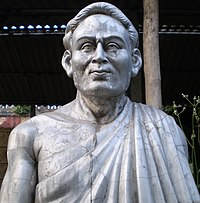Bust of Ramnarayan Tarkaratna at Harinavi (cropped).jpg