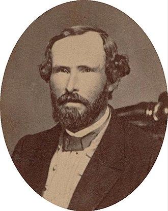 George W. Randolph - Image: Bust portrait of George Wythe Randolph, Secretary of War