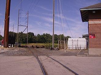 Connecting Railway - Image: Bustleton Branch