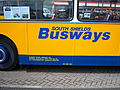 Busways bus 268 Leyland Atlantean SCN 268S Metrocentre rally 2009 pic 8.JPG