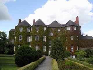 Butler House, Kilkenny Georgian Dower house located in Kilkenny