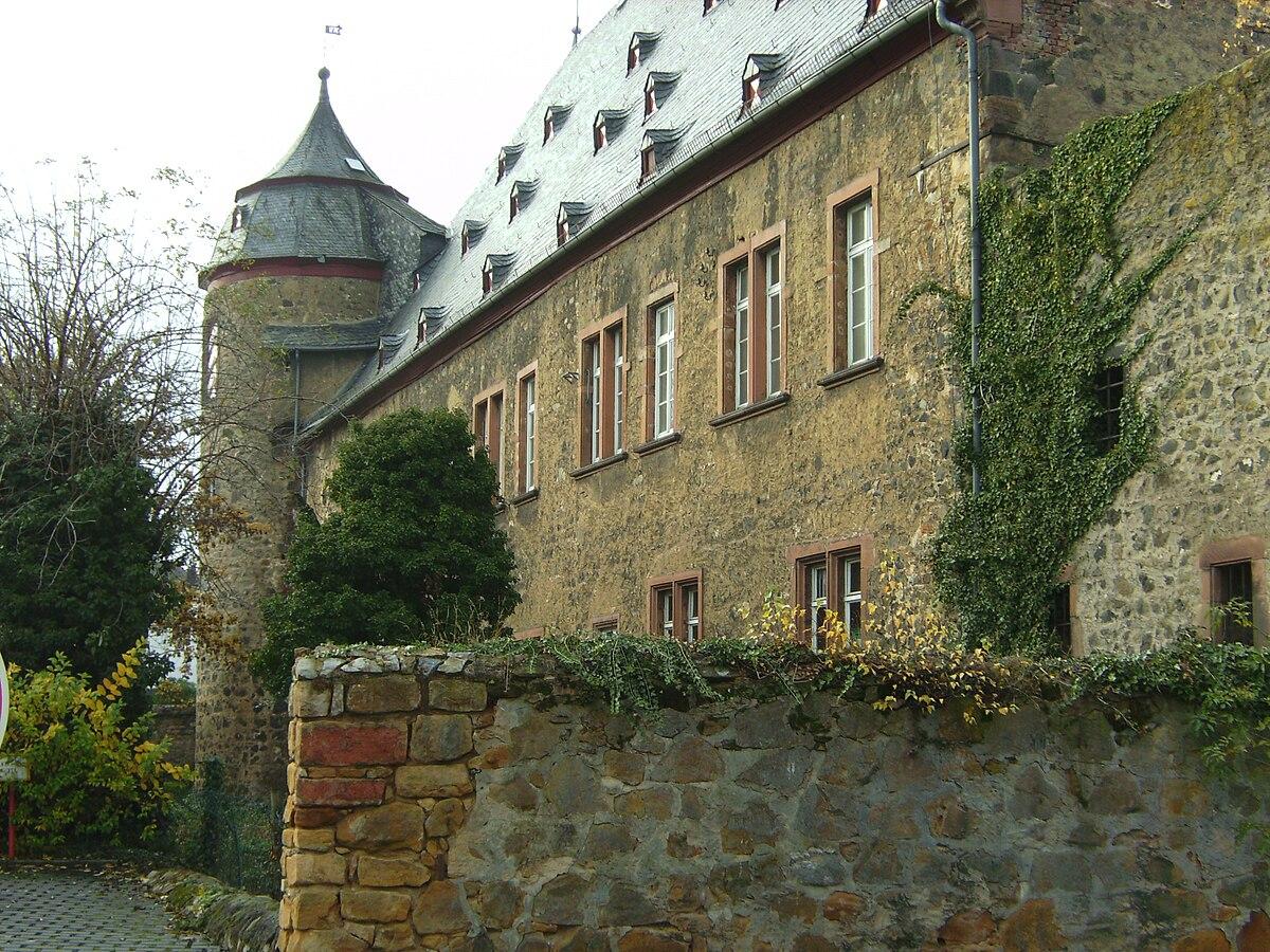 Butzbach Fenster solmser schloss