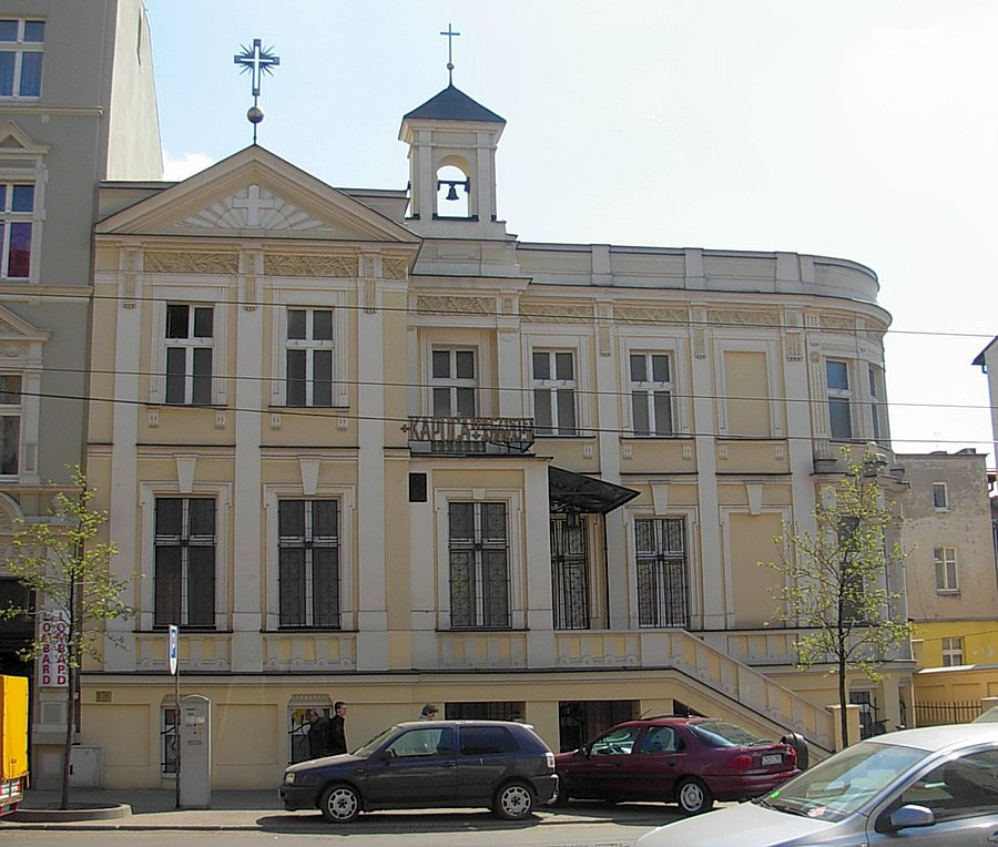Chapel of the Sisters of the Poor Clares, Bydgoszcz