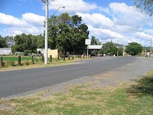 Bylong, New South Wales - Bylong village