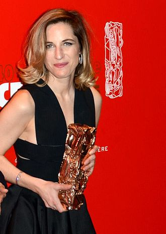 Nancy Grant - Nancy Grant at 40th César Awards, 2015.