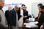 CEO PESCO Syed Hassan Fazil inaugurates Revenue Protection Cell (16504760137).jpg