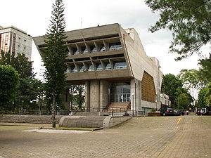 Colegio Federado de Ingenieros y Arquitectos de Costa Rica - Image: CFIA