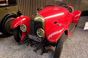 CIME - 1929 CIME A2 (1,202 cc)