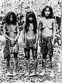 COLLECTIE TROPENMUSEUM Vrouwelijke Kubu's Zuid-Sumatra TMnr 10005462.jpg