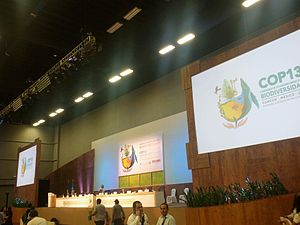 Convention on Biological Diversity - COP13 Mexico meeting