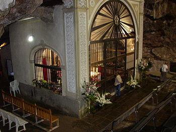 La Cueva Santa en Altura (Castellón)