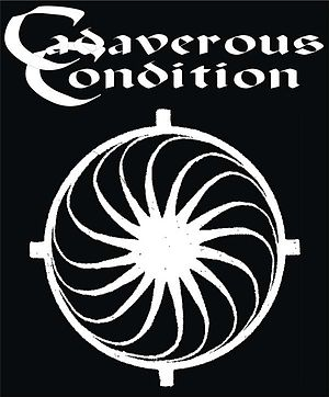 Cadaverous Condition - Image: Cadaverous Condition Logo