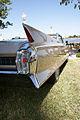 Cadillac El Dorado 1962 Biarritz Convertible DownRRear Tall Lake Mirror Cassic 16Oct2010 (14877316265).jpg