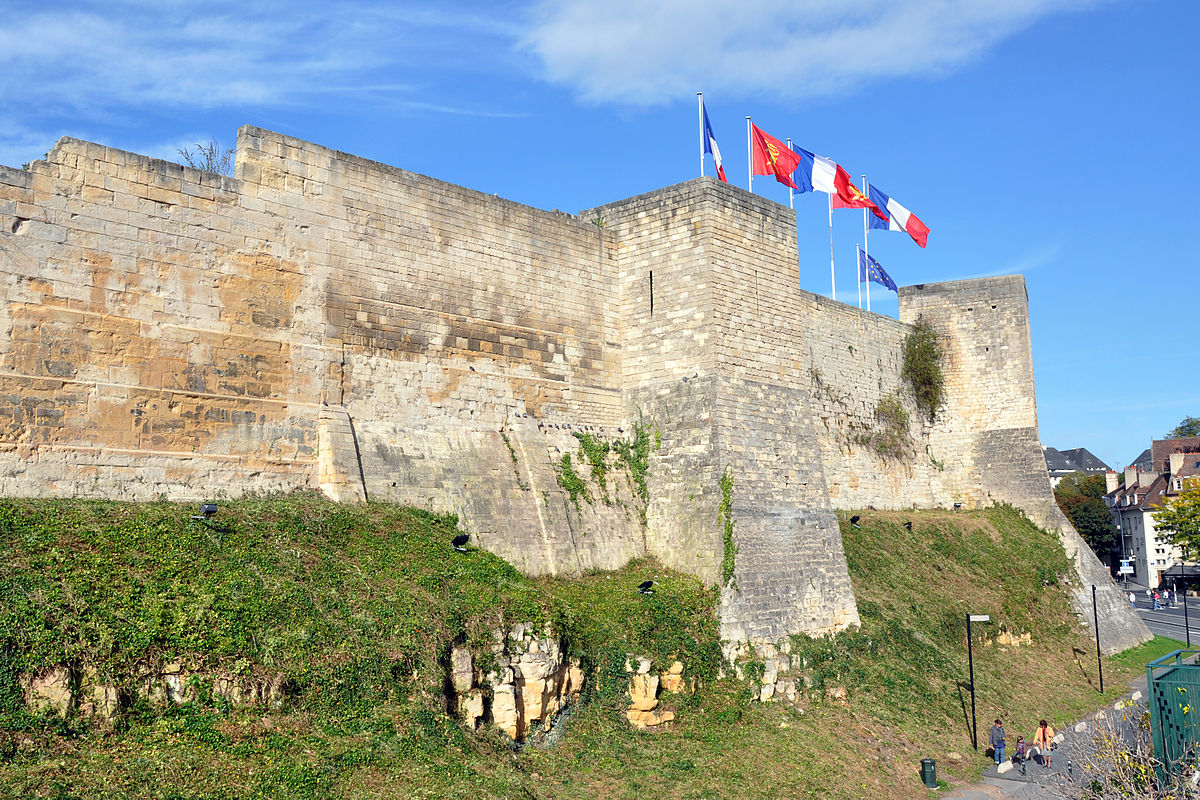 Car In German >> Caen – Travel guide at Wikivoyage