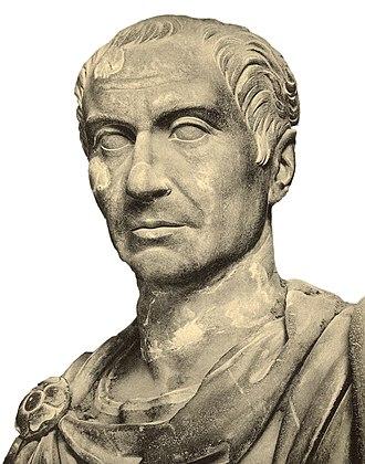 Pharsalia - Image: Caesar