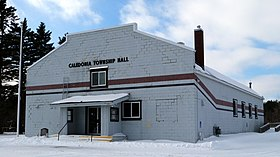 Caledonia Township Hall - Spruce Michigan.jpg