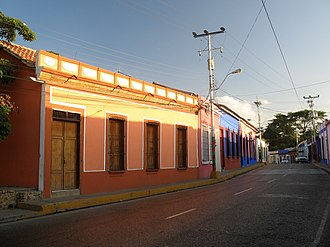 Cumaná - Sucre Street