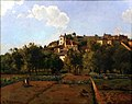 Camille Pissarro - Le Gardin de Mauboisson, Pontoise.jpg