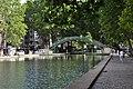 Canal Saint-Martin - Passerelle des Douanes 001.JPG
