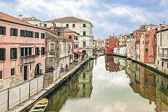 Chioggia - Canal Vena.