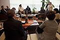 Canciller del Ecuador recibe delegaciones del Caribe (9510512279).jpg