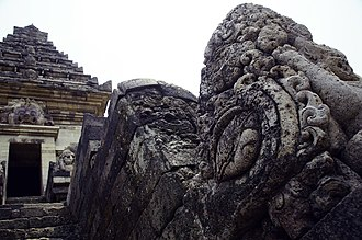 Jawi Temple - Image: Candi Jawi D