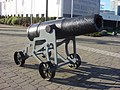 Cannon, Woolwich Arsenal Laboratory Square - geograph.org.uk - 1135820.jpg
