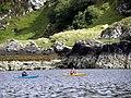 Canoeists in Loch Portree - geograph.org.uk - 2060184.jpg