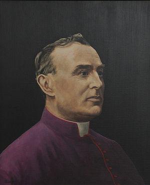 Cardinal Vaughan Memorial School - Canon Driscoll