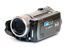 List of Canon camcorders - Wikipedia