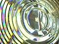 Cape Canaveral Light 1st order Fresnel lens closeup 2.jpg