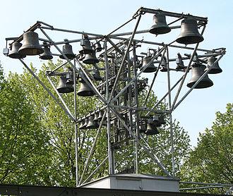 Carillon - Image: Carillon Olympiapark Muenchen
